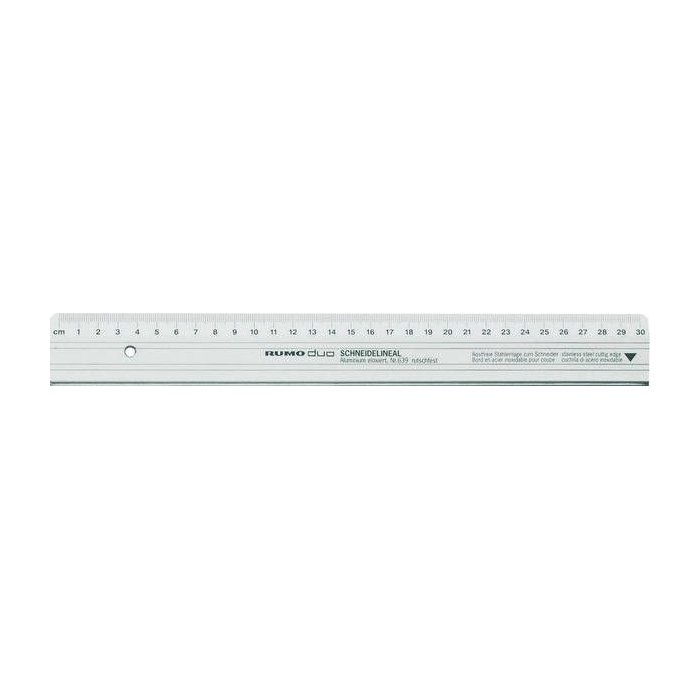 30 cm Dreikantmaßstab Profi Architekt 1 Rumold 160//1//30