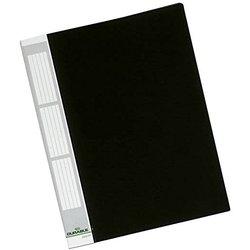 Sichtbuch Kunststoff A4 40 Hülle schwarz