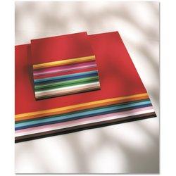 Tonpapier 130g 50x70cm 10Bl sortiert