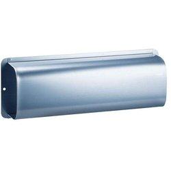 Zeitungsbox Alco 8606 Edelstahl 37x14x9cm silber