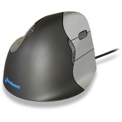 Die ergonomische Maus Evoluent4 für Rechtshänder ist schnell und präzise.