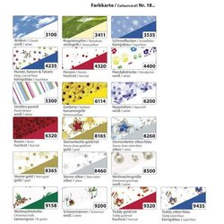 Transparentpapierkuvert mit Passepartoutkarte & Einlegeblatt 3er Set Sterne gold