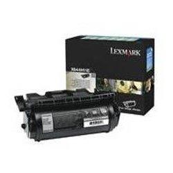 Rückgabe Druckkassette schwarz für X642,X644,X646