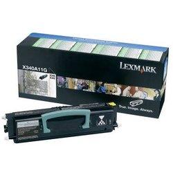 Rückgabe-Tonerkassette schwarz für X340,X340n,X342n