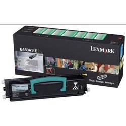 Rückgabe Tonerkassette schwarz für E250,E350,E352