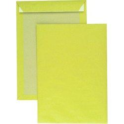 Papprückenwand-Tasche DIN C4 braun  110g/m² 10St