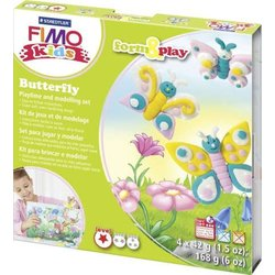 Modelliermasse-Set Fimo kids form&play Butterfly
