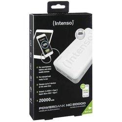 Powerbank mobil HC 20000mAh weiß