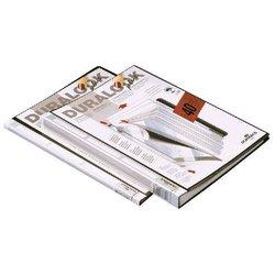 Sichtbuch Kunststoff A4 40 Hüllen schwarz