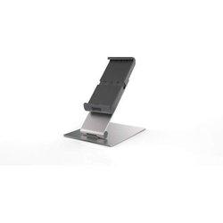 Tablet Holder Table, silber metallic