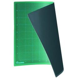 Schneidematte Ecobra 814530 A3 grün/schwarz