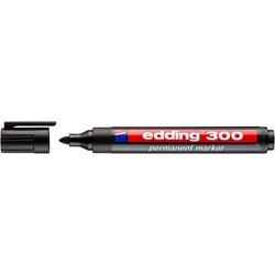 Industrie Permanentmarker 300 Rundspitze 1,5-3mm schwarz