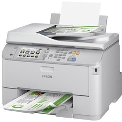 Multifunktionsgerät WorkForce Pro WF-5690 DWF BAM certified, inkl. UHG