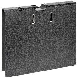 Pendelordner Hartpappe A4 50mm schwarz