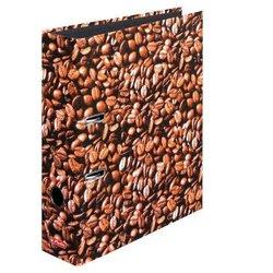 Motivordner A4 80mm Kaffee