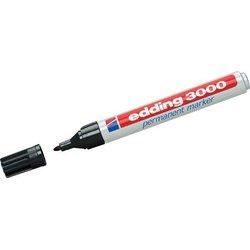 Permanentmarker 3000 Rundspitze 1,5-3mm schwarz