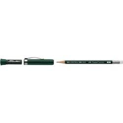 Bleistift-Display Perfekter Pencil Härtegrad B mit integrietem Radierer und Anspitzer