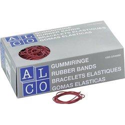 Gummiring Alco Ø65mm rot 1000g