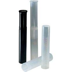 Versandrolle Drehpack transparent Ø65mm