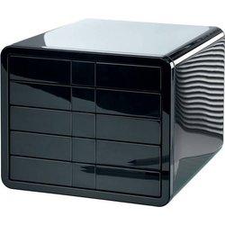 Schubladenbox I-Box 5 Schübe Maße:B295xH247xT355mm # 1551-13