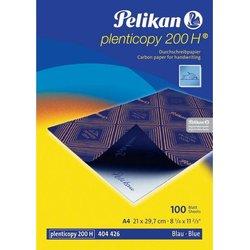 Durchschreibepapier plenticopy A4 Blau 100Bl