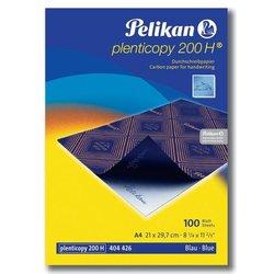 Durchschreibepapier plenticopy A4 Blau 10Bl
