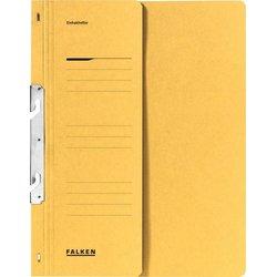 Einhakhefter Manila 1/2 Vorderdeckel A4 gelb