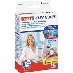 Feinstaubfilter Tesa 50380 Clean Air Größe L 14cmx10cm
