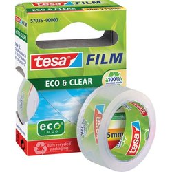 Klebefilm tesa matt-transparent