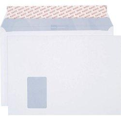 Briefumschlag mit Fenster ELCO OFFICE DIN C4 120g/m²  weiß 50 Stück