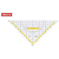 TZ Dreieck Hypotenuse 25,0mm mit abnehmbarem Griff