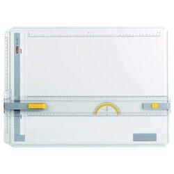 Zeichenplatte Geo Board A3 weiß