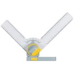 Schnellzeichenkopf für Zeichenplatte weiß