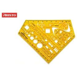 Elektro-Schablone Aristo 5050