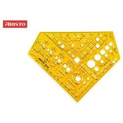 Metall-Schablone Aristo 5051