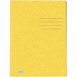 Schnellhefter, DIN A4, 390g, gelb