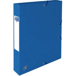 Sammelbox, DIN A4, 40mm, 390g, blau