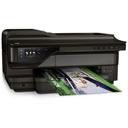 Multifunktionsgerät Officejet 7612 Wide Format, DIN A3 inkl. UHG