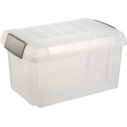 Aufbewahrungsbox Kunststoff 60L transparent