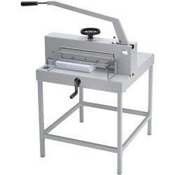 Stapelschneider IDEAL 4705, Tischgerät ohne Untergestell, Schnittlänge 47,5cm,