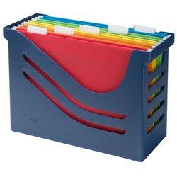 Officebox Polystyrol blau