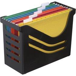 Officebox Polystyrol schwarz