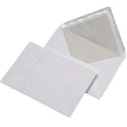 Briefumschlag DIN C6 weiß 500St