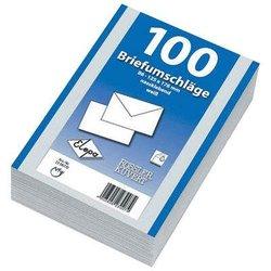 Briefumschlag DIN C5 weiß 500St