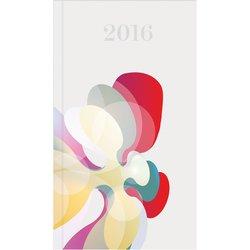 Taschenkalender 8,7 x 15.3 cm, Abstrakte Muster # 716.253