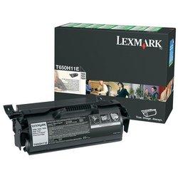 Rückgabe Tonerkassette schwarz für T650, T652, T654 H11/H31