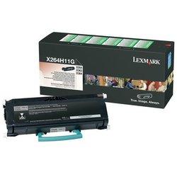 Rückgabe Tonerkassette schwarz für X264,363,364