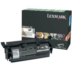 Rückgabe Tonerkassette schwarz für X651,652,654,656,658