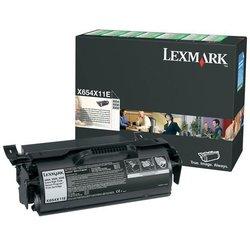 Rückgabe Tonerkassette schwarz für X654,656,658