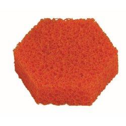 Anfeuchter-Ersatzschwamm  orange